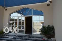 luxury stand alone villa in duhail behind land mark-17k