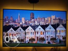 "Samsung 65"" UHD 4K SMART TV under warranty"