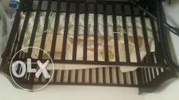 Never used baby juniors crib