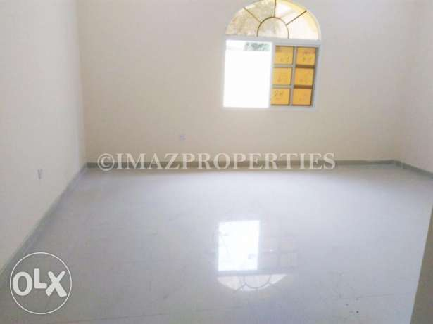 Properties022: Unfurnished Family Villa Apartment
