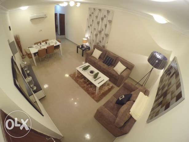 2 bedrooms apartment - - Fully Furnished - Doha Gadeeda