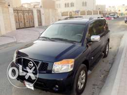 Perfect Condition Nissan Armada 2009 SE Full Option