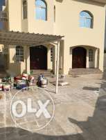 Big villa for rent at al markhiya