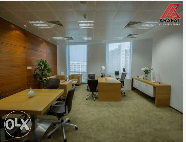 Brand New Furnished Offices for Lowest Rent