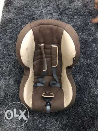 Used Maxi-Cosi Priori car seat for sale in excellent condition