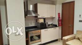 Luxury FF 1-BHK apartment in Musherib / Gym/Pool