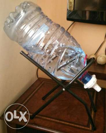 Moving sale: water bottle holder, cloth drying stand, power extension