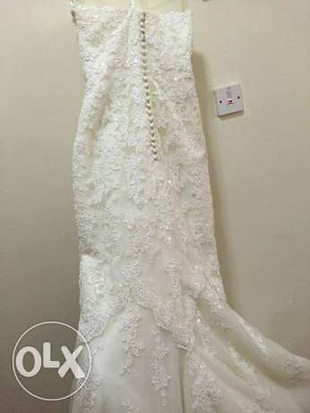 Pronovias wedding dress for Sale ميناء دوحة -  8
