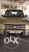 Immediately Sale Mitsubishi Pajero 2007 Automatic