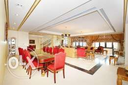 Glamorous Fully Furnished Penthouse in The Pearl