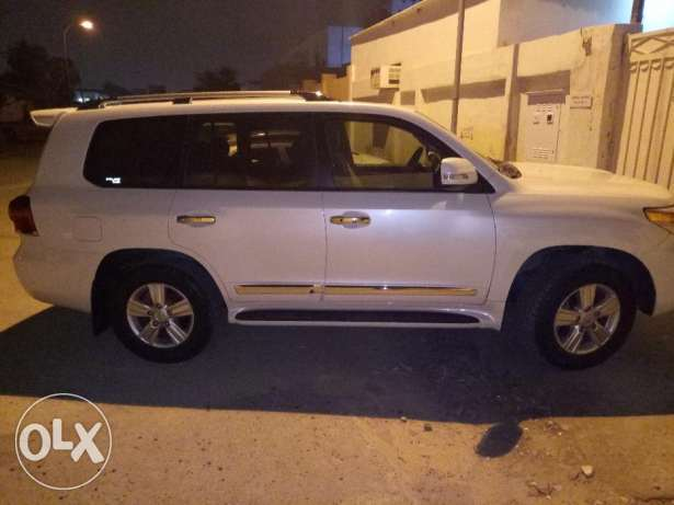 Toyota Land cruiser GXR V8 2015 Model 57000 KM For Sale