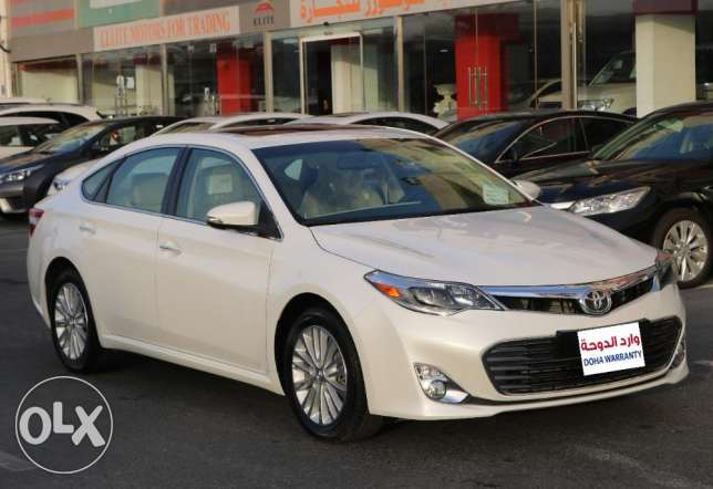 toyota avalon 2015 limited