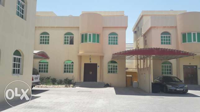 5BHK Compound Villa F/F Aziziya