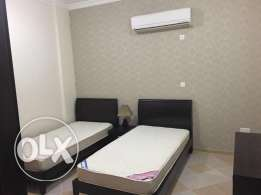 fully furnished 2 bhk flat in al sad Clean and Neat