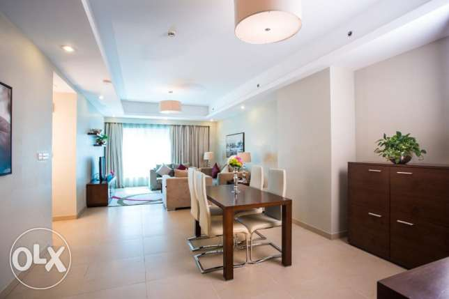 WBHR - Luxurious Furnished 3 Bedroom Apartment with Great Facilities