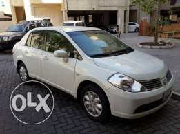 Nissan Tiida - August 2006 Model - Made in Japan