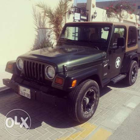 For Sale Jeep Wrangler 2 Door