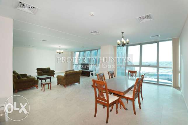 Apartment Cheap Priced 3+Maid Home with Lusail View