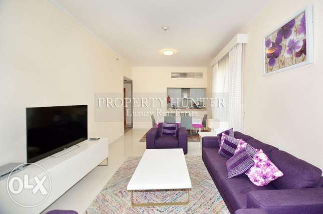 Cozy Furnished 2 Bed Home in Viva Bahriya