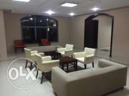 FF. flat in doha jaded 1BHK inside buidind gym