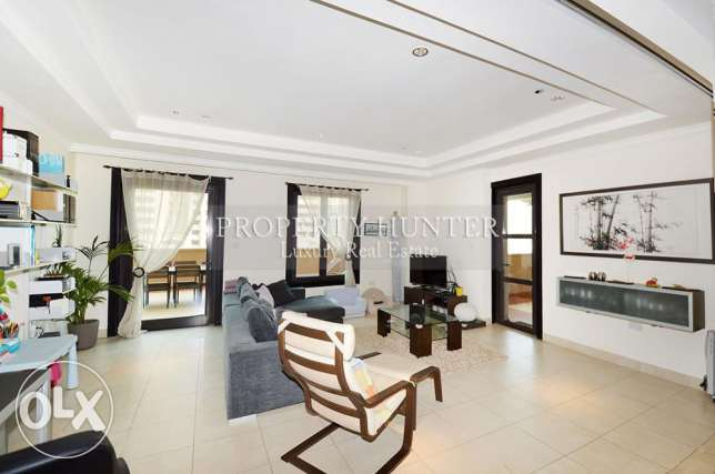Marina View Luxury 3 Bed + Maid apartment