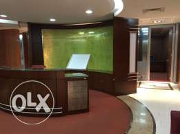 Fully Furnished Office At Al Sadd 630 S/M
