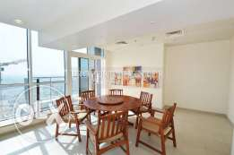 All inclusive 3 rooms Apartment in West Bay