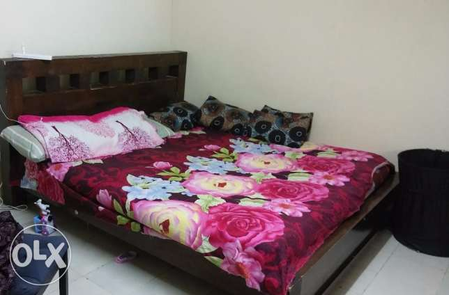 Furnished Studio Villa(Family) for rent from Aug onwards