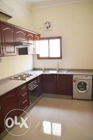 Elegant! 3-Bedroom Fully-furnished Flat in Bin Mahmoud أم صلال -  3