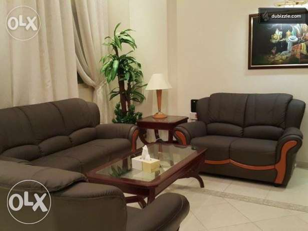 FF 3-BR+Office Room Very Big Flat in Bin Mahmoud-Gym فريج بن محمود -  3