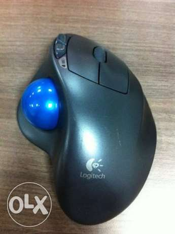 Mouse with Controller Ball