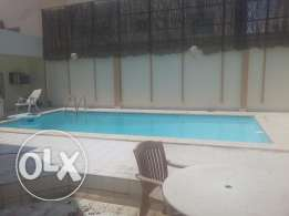 Amazing Standalone Villa with pool in abuhamour