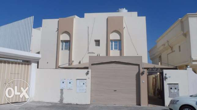 2bhk whole ground floor in gharafa 3bathrooms