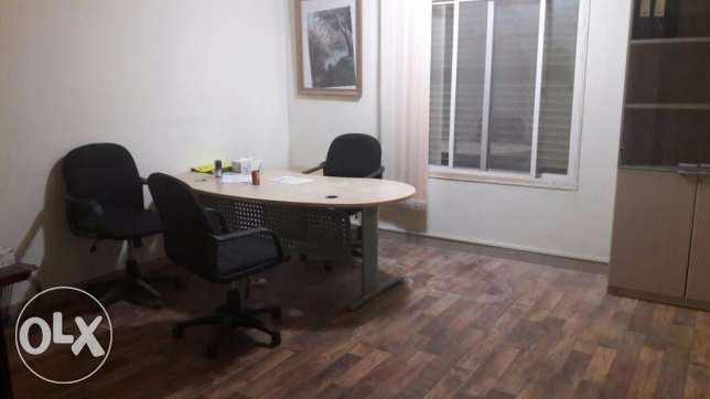 Unfurnished, 3-Room Office Space in Al Rayyan