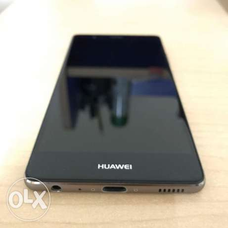 Huawie P9 like new + brand new power bank sealed in its box