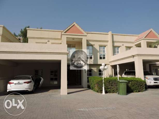 Beautiful 4-BHK semi furnished with Maid's room in Hilal