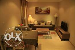 No Commission: Furnished 1 B.H.K. Flat Doha Jadeeda