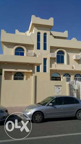 villa for rent in old airport for ladies staff or 2 family