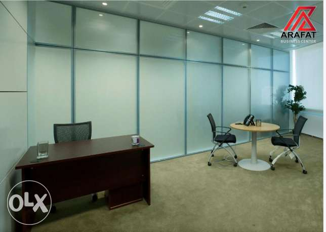 Beautiful office  in Barwa Tower