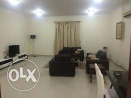 Flat for rent in Bin Mahmoud fully furnished 1BHK with gym&pool