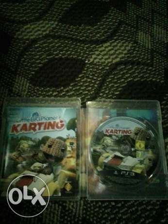 The karting ps3 no call only chat