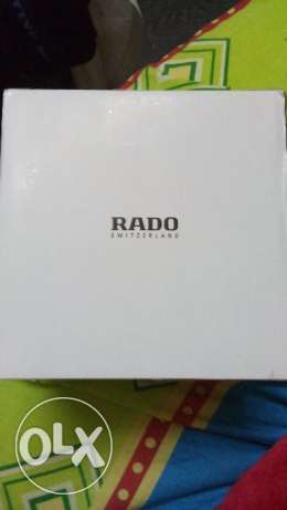 New original rado watch ceramics black