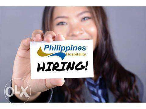 Office Boys/Girls, Receptionist and Sales