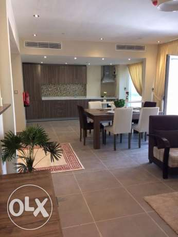 Brand New! Fully-Furnished 2-Bedroom Flat At -{Al Sadd}-