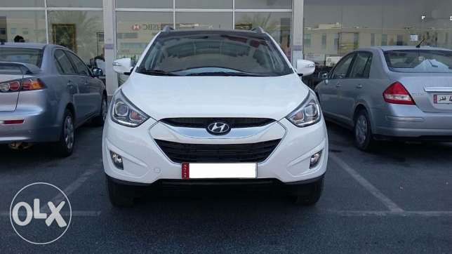 Brand New Hyundai - Tucson Model 2015 أبو هامور -  2