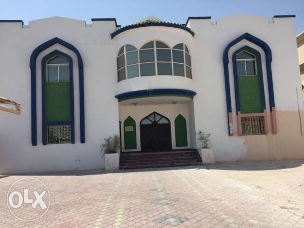 Huge 7 bedrooms semi commercial villa near Tawar mall at duhail