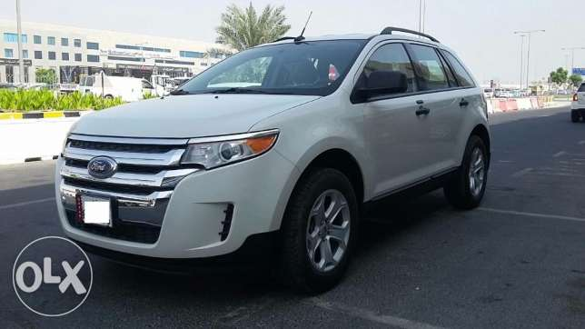 New Ford EDGE AWD 2013