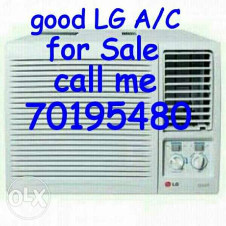 Good Wondow LG AC For Sale