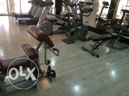 Louxry flat 2BR for rent compound very big clean nice msherab Area