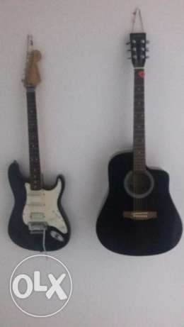 2guitares for sale